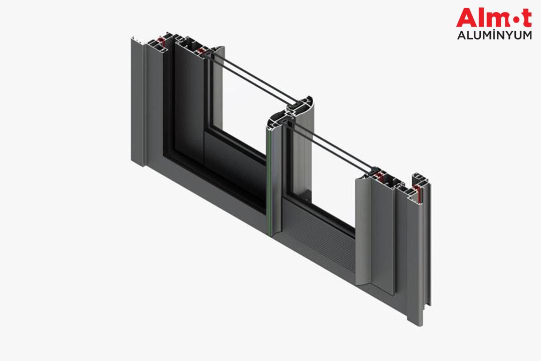 Almot Aluminium Door&Windows